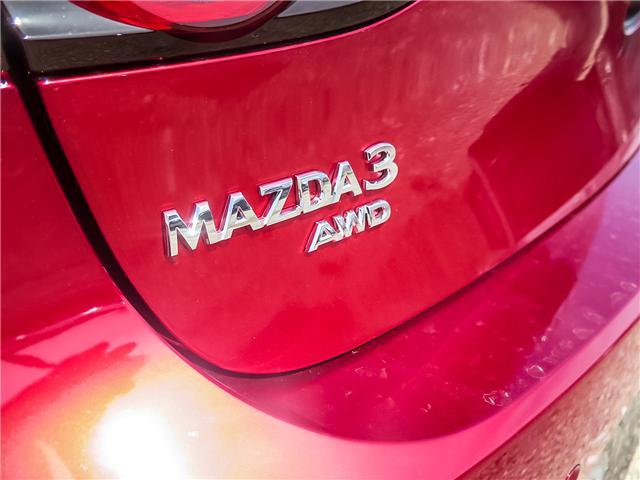 2019 Mazda Mazda3  (Stk: A6562) in Waterloo - Image 16 of 17