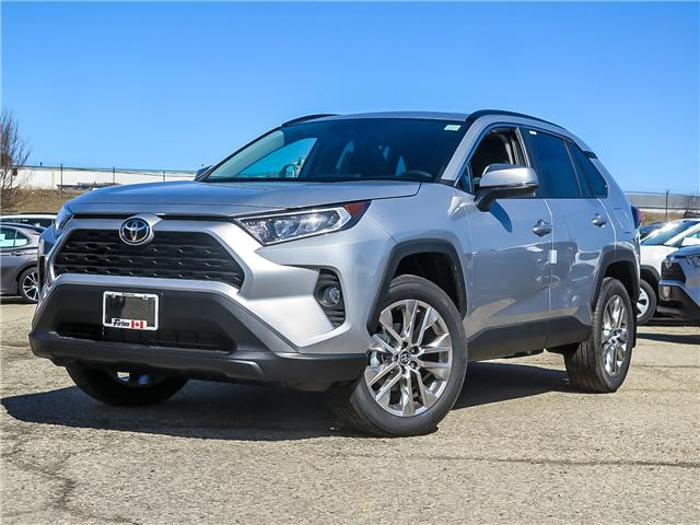 2019 Toyota RAV4 XLE (Stk: 95207) in Waterloo - Image 1 of 18