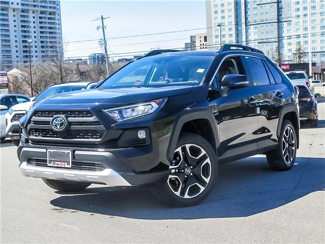 2019 Toyota RAV4 Trail (Stk: 95211) in Waterloo - Image 1 of 18