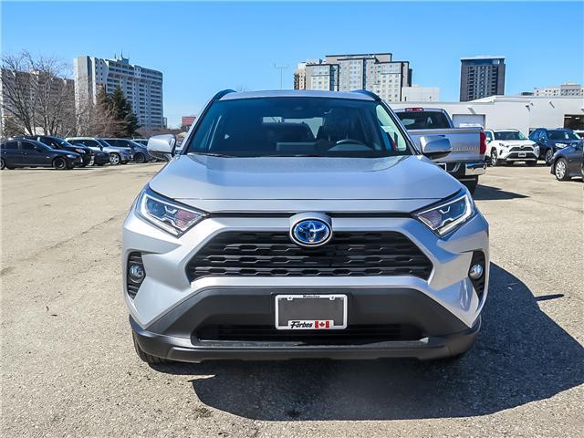 2019 Toyota RAV4 Hybrid XLE (Stk: 95224) in Waterloo - Image 2 of 20