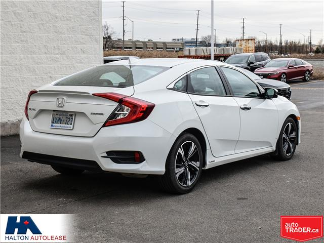 2016 Honda Civic Touring (Stk: ) in Burlington - Image 4 of 21