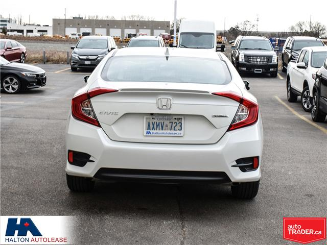 2016 Honda Civic Touring (Stk: ) in Burlington - Image 5 of 21