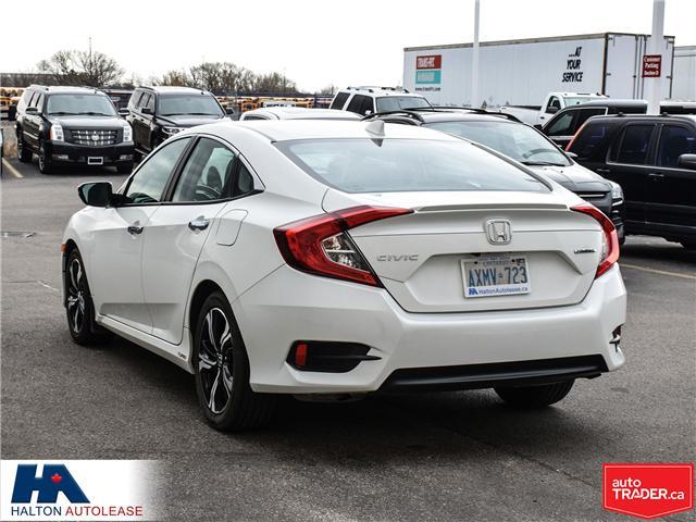 2016 Honda Civic Touring (Stk: ) in Burlington - Image 6 of 21