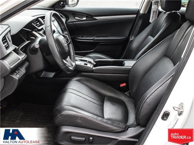 2016 Honda Civic Touring (Stk: ) in Burlington - Image 12 of 21