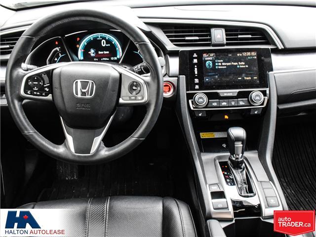 2016 Honda Civic Touring (Stk: ) in Burlington - Image 13 of 21