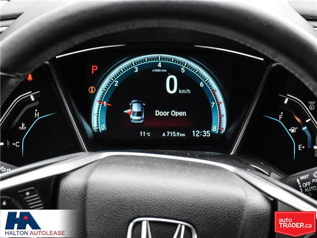 2016 Honda Civic Touring (Stk: ) in Burlington - Image 15 of 21