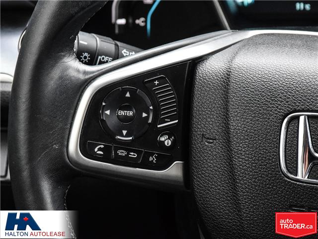 2016 Honda Civic Touring (Stk: ) in Burlington - Image 16 of 21