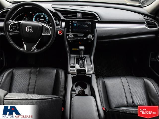 2016 Honda Civic Touring (Stk: ) in Burlington - Image 18 of 21