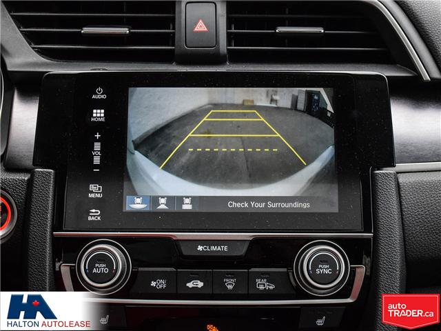 2016 Honda Civic Touring (Stk: ) in Burlington - Image 20 of 21