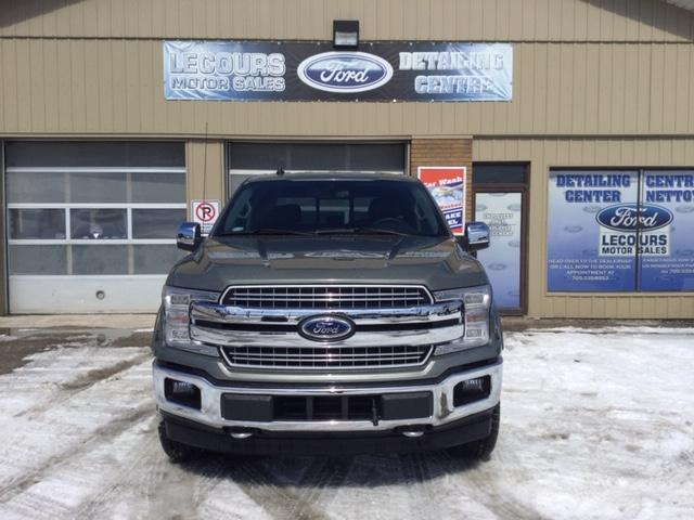 2019 Ford F-150 Lariat (Stk: 19-227) in Kapuskasing - Image 2 of 8
