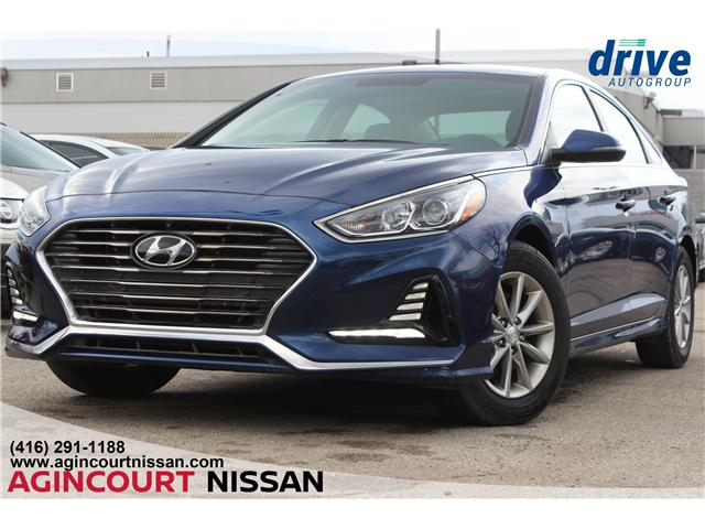 2018 Hyundai Sonata GL (Stk: U12473R) in Scarborough - Image 1 of 20