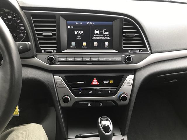 2018 Hyundai Elantra GL (Stk: U3395) in Charlottetown - Image 17 of 20
