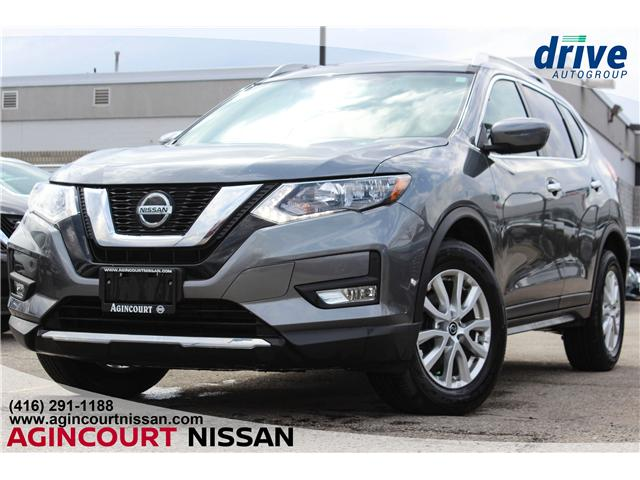 2018 Nissan Rogue SV (Stk: U12474) in Scarborough - Image 1 of 15