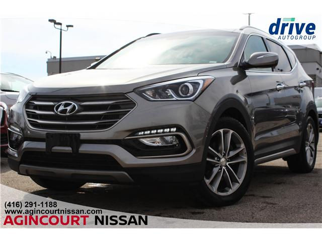 2018 Hyundai Santa Fe Sport 2.0T SE (Stk: U12472R) in Scarborough - Image 1 of 25