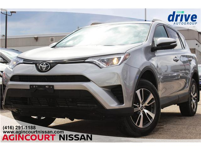 2018 Toyota RAV4 LE (Stk: U12470R) in Scarborough - Image 1 of 22