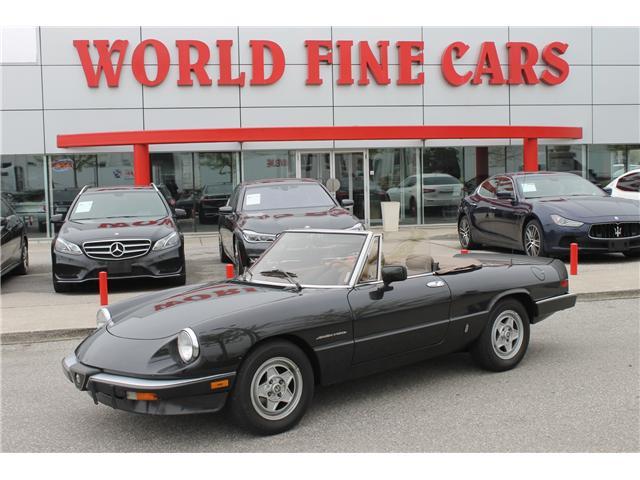 1984 Alfa Romeo Spider Veloce  (Stk: 16291) in Toronto - Image 1 of 27