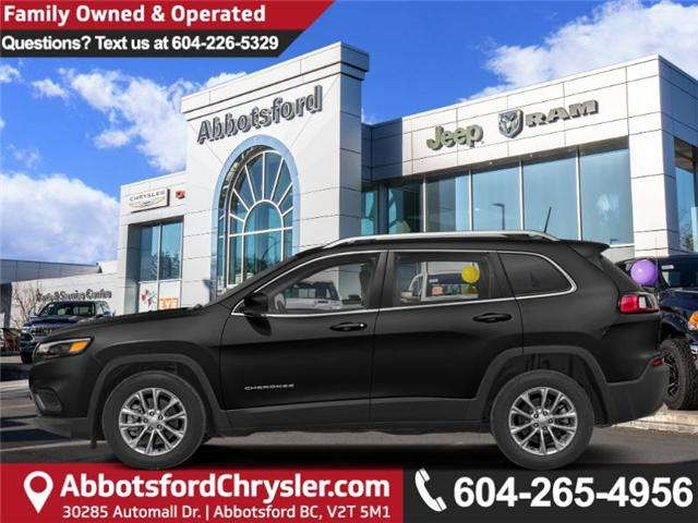2019 Jeep Cherokee Trailhawk (Stk: K424818) in Abbotsford - Image 1 of 1
