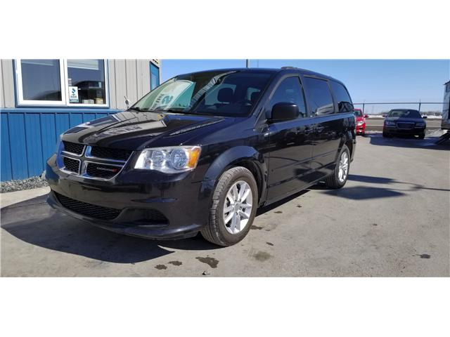 2013 Dodge Grand Caravan SE/SXT (Stk: I7280A) in Winnipeg - Image 1 of 18