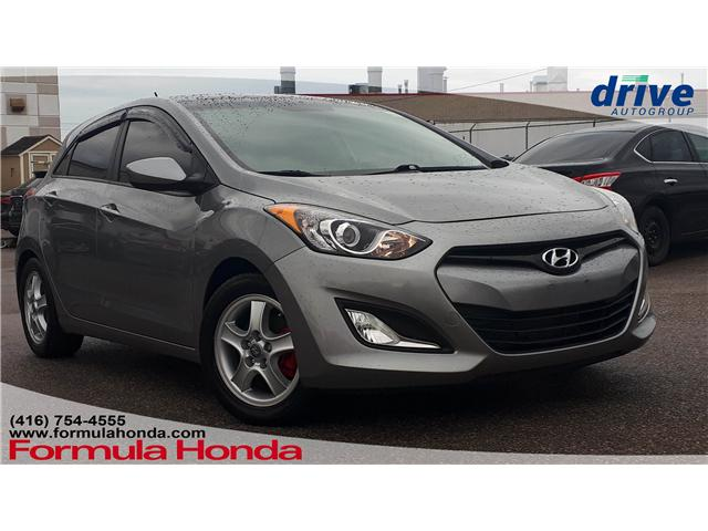 2013 Hyundai Elantra GT GLS (Stk: 19-1178A) in Scarborough - Image 1 of 22