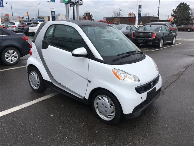 2015 Smart Fortwo  (Stk: 15-16588) in Brampton - Image 3 of 14