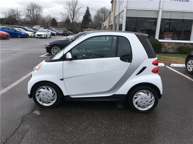 2015 Smart Fortwo  (Stk: 15-16588) in Brampton - Image 8 of 14