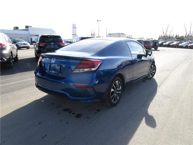 2015 Honda Civic EX (Stk: 6928) in Moose Jaw - Image 9 of 23