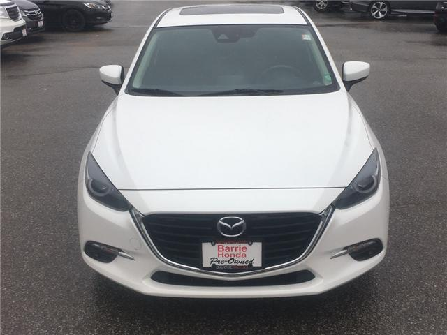 2017 Mazda Mazda3 GT (Stk: U17582) in Barrie - Image 2 of 18