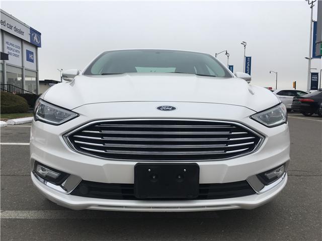 2017 Ford Fusion SE (Stk: 17-01254) in Brampton - Image 2 of 29