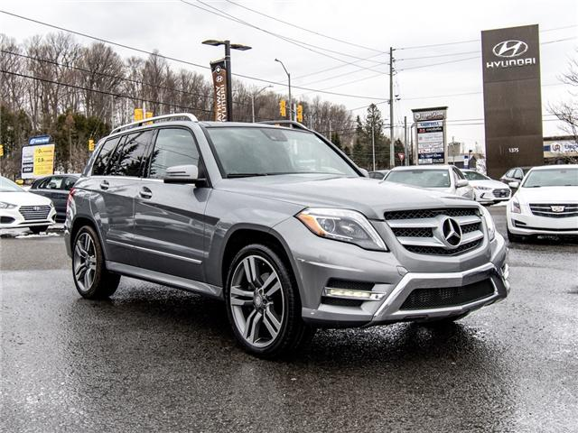 2015 Mercedes-Benz Glk-Class Base (Stk: P3263) in Ottawa - Image 1 of 10