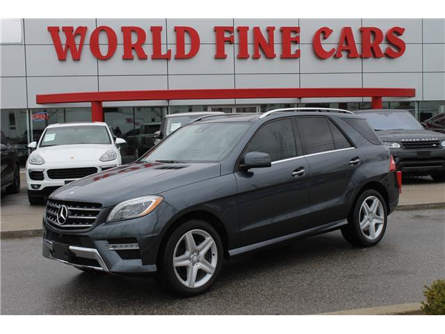 2015 Mercedes-Benz M-Class Base (Stk: 16749) in Toronto - Image 1 of 27