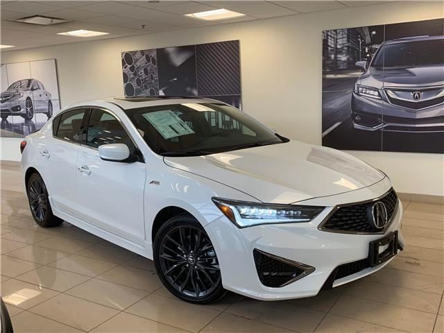 2019 Acura ILX Tech A-Spec (Stk: L12623) in Toronto - Image 1 of 10