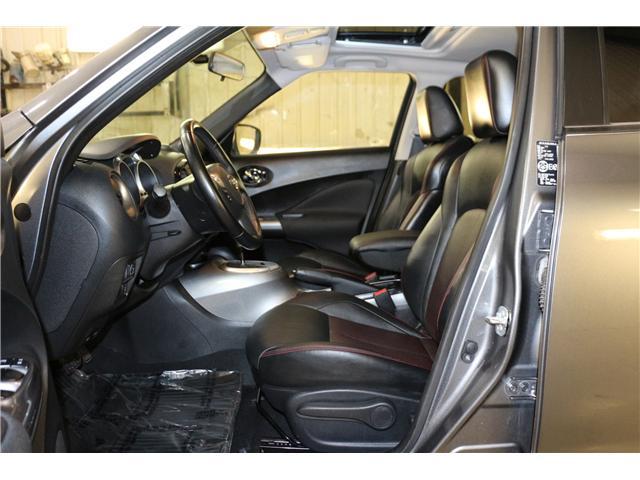 2015 Nissan Juke  (Stk: KP014) in Rocky Mountain House - Image 12 of 24
