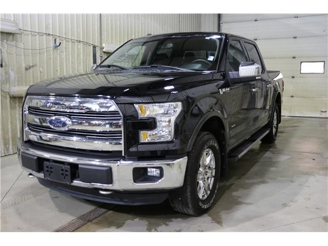 2016 Ford F-150  (Stk: KP013) in Rocky Mountain House - Image 1 of 25