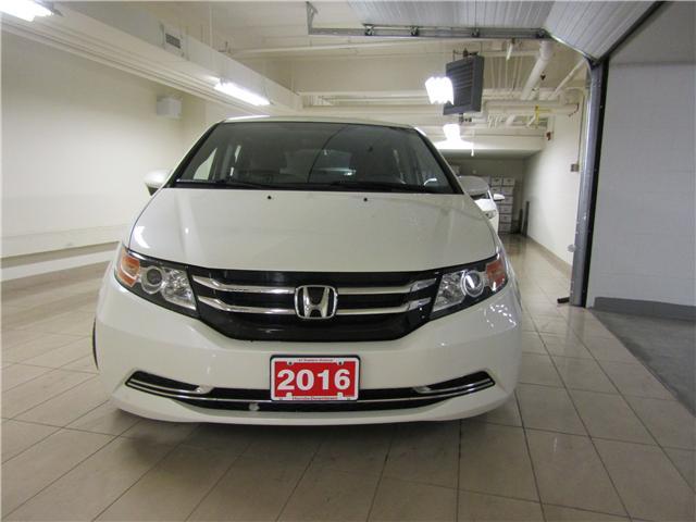 2016 Honda Odyssey EX (Stk: Y19649A) in Toronto - Image 2 of 18