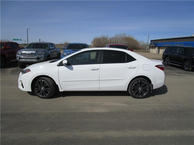 2016 Toyota Corolla S (Stk: 1892781) in Moose Jaw - Image 2 of 28