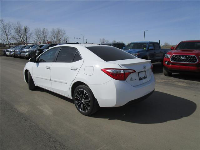 2016 Toyota Corolla S (Stk: 1892781) in Moose Jaw - Image 3 of 28