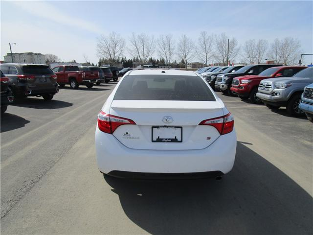 2016 Toyota Corolla S (Stk: 1892781) in Moose Jaw - Image 4 of 28