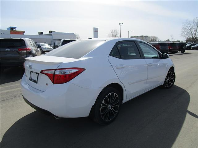 2016 Toyota Corolla S (Stk: 1892781) in Moose Jaw - Image 5 of 28