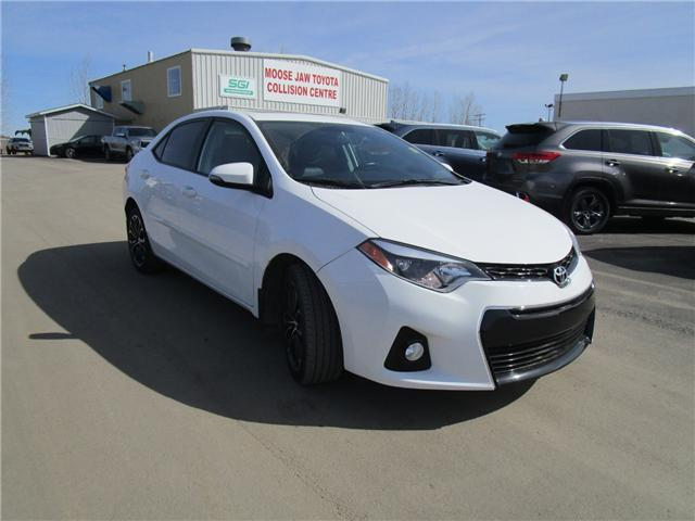 2016 Toyota Corolla S (Stk: 1892781) in Moose Jaw - Image 9 of 28