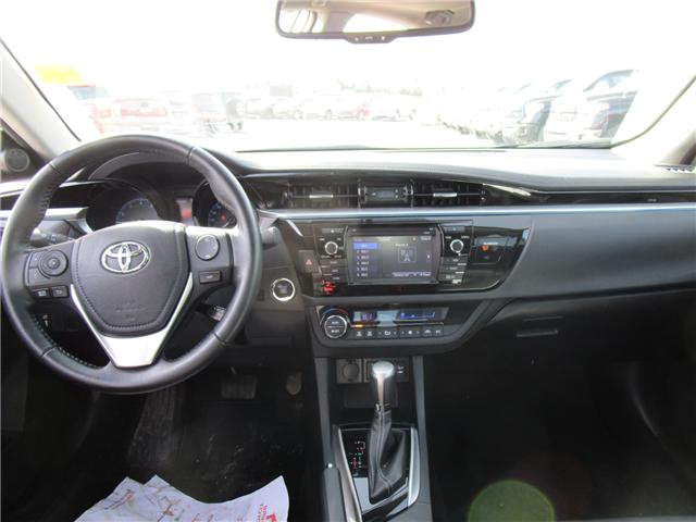 2016 Toyota Corolla S (Stk: 1892781) in Moose Jaw - Image 12 of 28