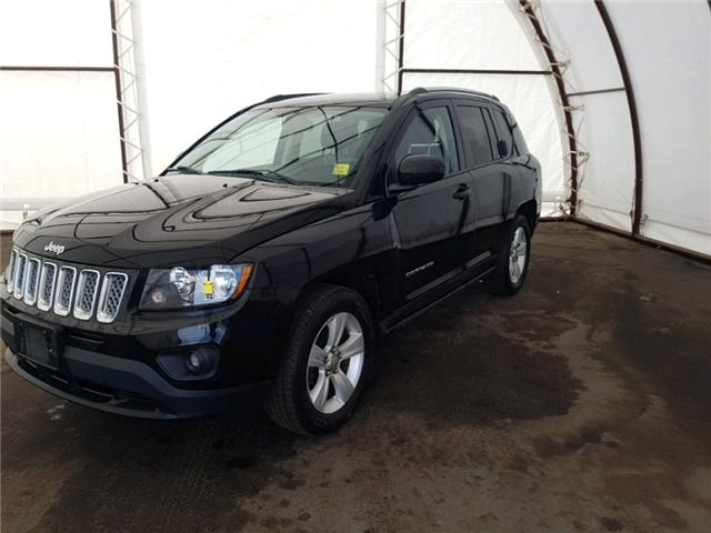 2014 Jeep Compass Sport/North (Stk: 13651) in Thunder Bay - Image 1 of 6
