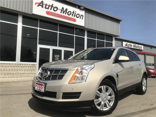 2010 Cadillac SRX  (Stk: 19416) in Chatham - Image 1 of 20