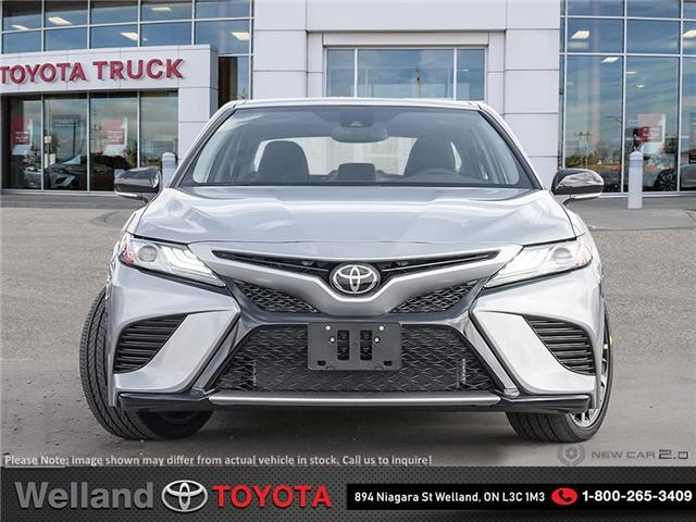 2019 Toyota Camry XSE (Stk: CAM6128) in Welland - Image 2 of 24