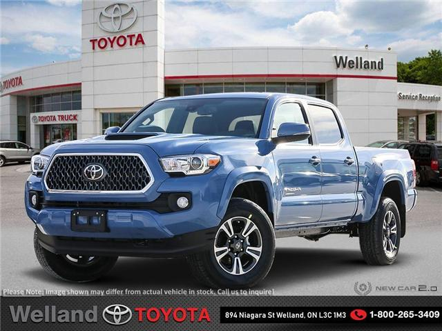 2019 Toyota Tacoma SR5 V6 (Stk: TAC6149) in Welland - Image 1 of 24