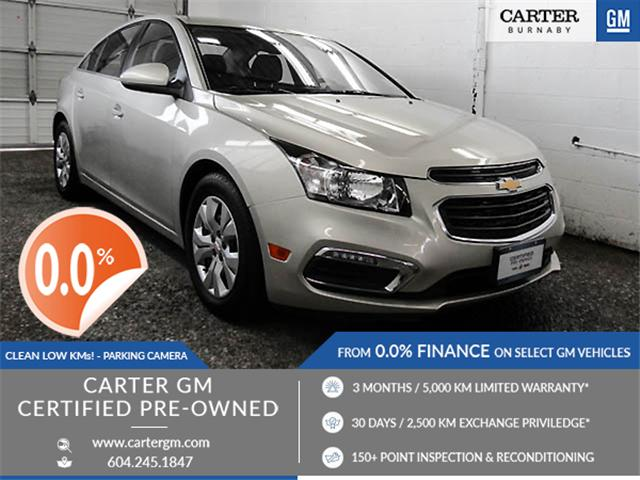 2015 Chevrolet Cruze 1LT (Stk: P9-57920) in Burnaby - Image 1 of 24