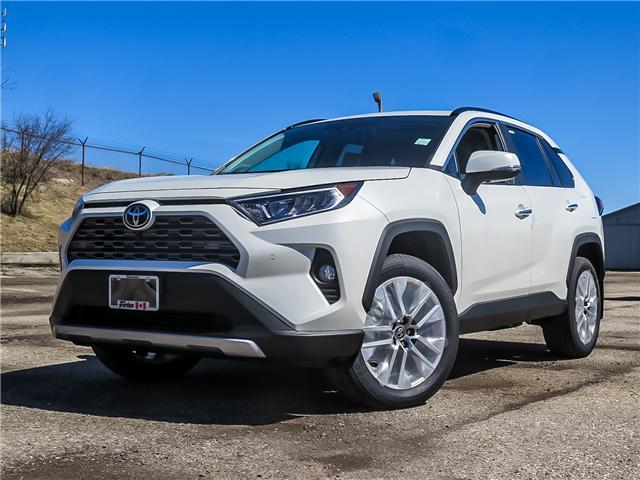 2019 Toyota RAV4 Limited (Stk: 95200) in Waterloo - Image 1 of 19