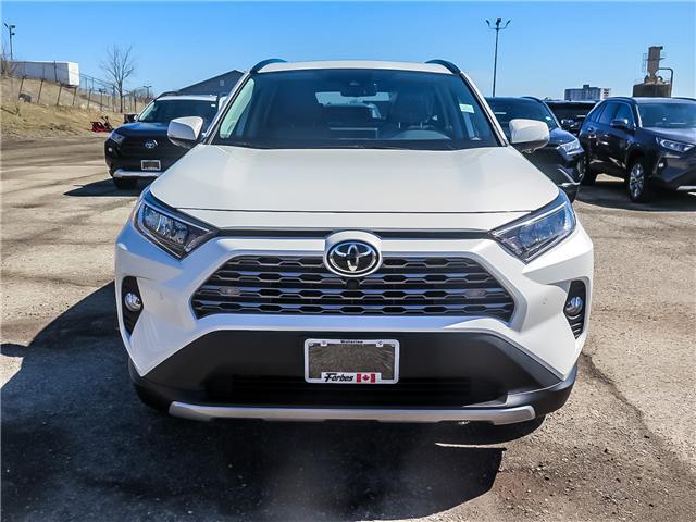 2019 Toyota RAV4 Limited (Stk: 95200) in Waterloo - Image 2 of 19