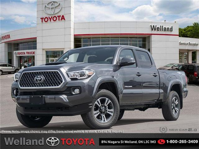 2019 Toyota Tacoma SR5 V6 (Stk: TAC6274) in Welland - Image 1 of 24