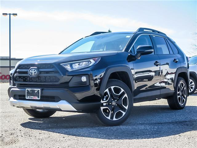 2019 Toyota RAV4 Trail (Stk: 95228) in Waterloo - Image 1 of 18