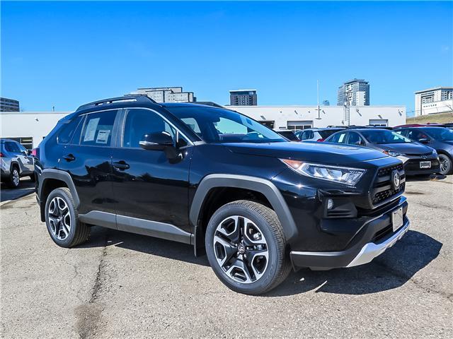 2019 Toyota RAV4 Trail (Stk: 95228) in Waterloo - Image 3 of 18